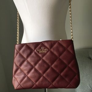 NWT Kate Spade Emerson quilted bag